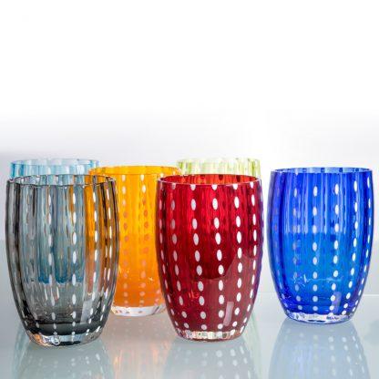 Glaeser Murano Perle in 13 verschiedenen Farben