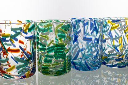 arte isole trinkglas