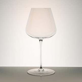 Nude Weißweinglas